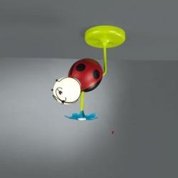 SMARTIES SP3 D50 - IDEAL LUX - WŁOSKA LAMPA WISZĄCA