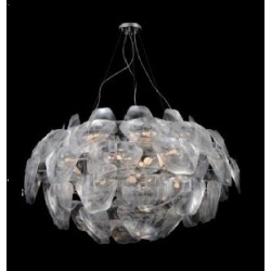 3D BIG LAMPA WISZĄCA AZZARDO MD2092-3