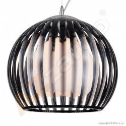 ARCADA L LAMPA WISZĄCA AZZARDO LP6013-1BL (BLACK) 40CM