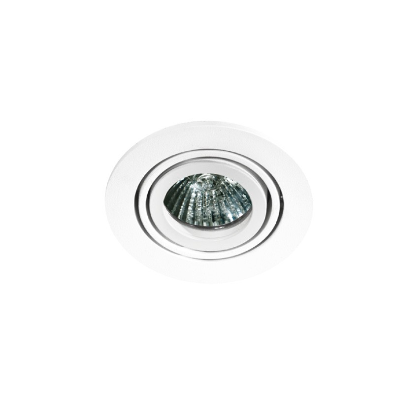 CARLO GM2102 LAMPA OCZKO WPUSZCZANE AZZARDO WH