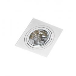 SIRO 1 GM2101 WH LAMPA WPUSZCZANA AZZARDO WHITE