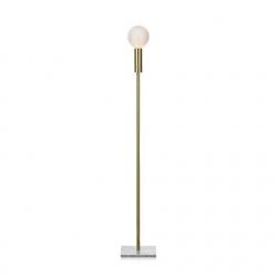 MARBLE 105511 LAMPA PODŁOGOWA MOSIĄDZ LAMPGUSTAF