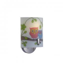 UGGLARP LAMPA KINKIET SOWY SÓWKI MARKSLOJD 104895