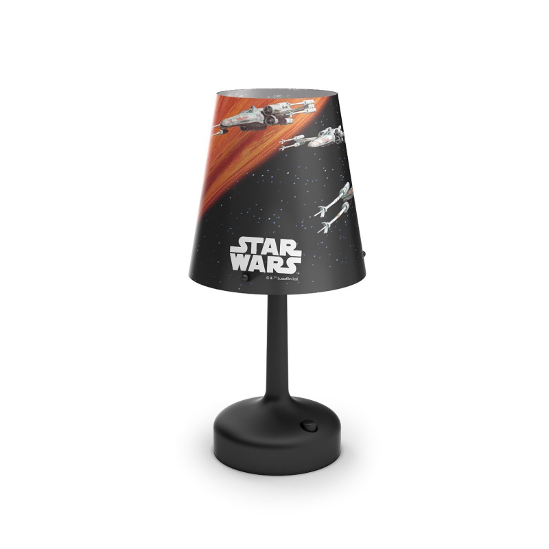 STAR WARS SPACESHIPS 71888/30/16 LAMPA BIURKOWA PHILIPS