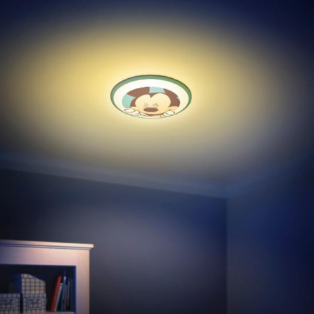 MICKEY MOUSE 71761/30/16 PLAFON LED PHILIPS