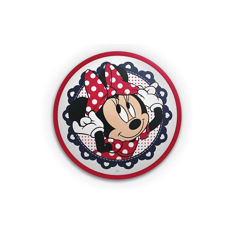 MINNIE MOUSE 71761/31/16 PLAFON LED PHILIPS DISNEY