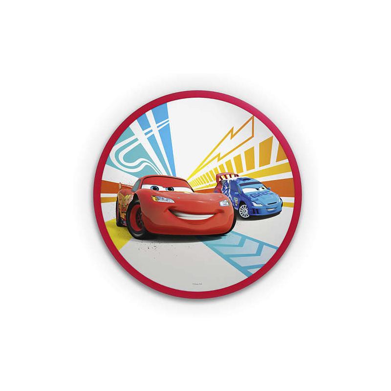 CARS 71761/32/16 PLAFON LED PHILIPS DISNEY