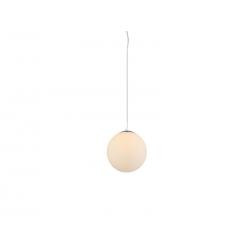 WHITE BALL 20 LAMPA WISZĄCA AZZARDO FLWB20WH