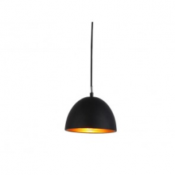 MODENA 18 LAMPA WISZĄCA FB6838-18 BLACK/GOLD AZZARDO