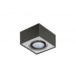 Lampa Paulo 1 BLACK 12V AZzardo GM4107 BK/ALU