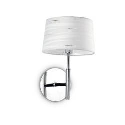 ISA AP1 BIANCO 000589 LAMPA KINKIET IDEAL LUX