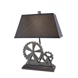 FE/OLD INDUST TL LOFT LAMPA STOŁOWA ELSTEAD FEISS