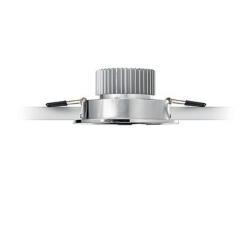 DELTA FI5 060903 CHROM LAMPA WPUSZCZANA LED IDEAL LUX