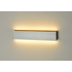 NORMAN L KINKIET LED MB5932M WHITE AZZARDO