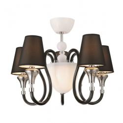 LAMPA SUFITOWA ZUMA LINE CHANDELIER CEILING MC2070-5BL