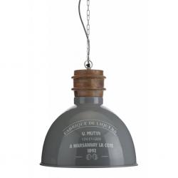 HIRO XL A00022 LAMPA WISZĄCA LOFT ALURO