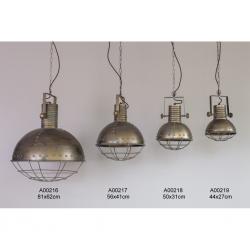 MATIX A00217 LAMPA WISZĄCA LOFT ALURO