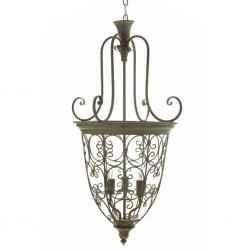 SPOT (porcelanowa) A00158 LAMPA WISZĄCA LOFT ALURO