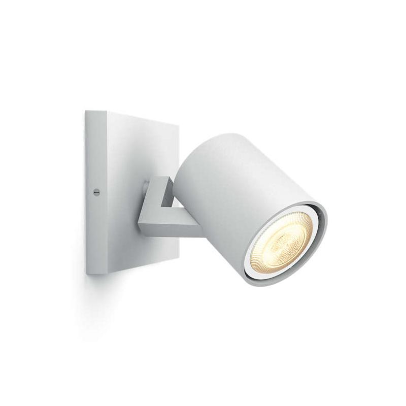 lampa nowoczesna ledowa RUNNER HUE 53090/31/P8 REFLEKTOR PUNKTOWY PHILIPS