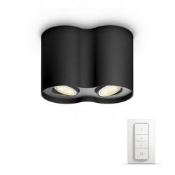 __ dostępne __ inteligentne oświetlenie HUE PILLAR HUE 56332/30/P7 LAMPA SUFITOWA PHILIPS Z PILOTEM
