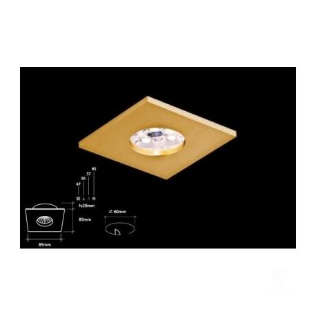 SU CLASSIC 2006 OPRAWA WPUSZCZANA IP65 BPM