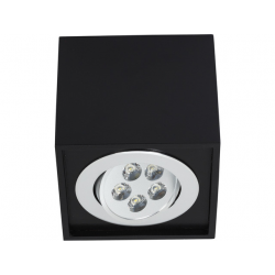 BOX LED BLACK 6421 LAMPA NATYNKOWA NOWODVORSKI