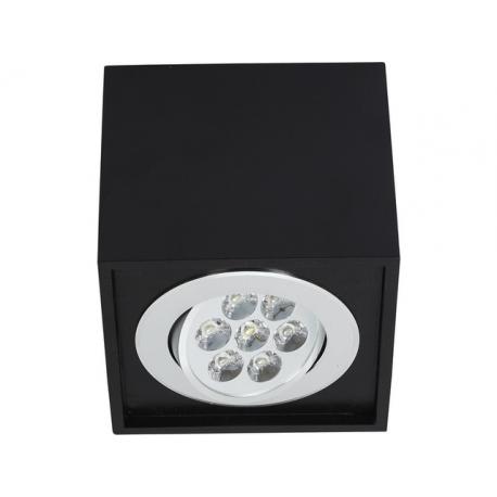 BOX LED BLACK 6427 LAMPA NATYNKOWA NOWODVORSKI