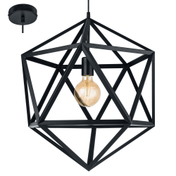 EMBLETON 49761 LAMPA WISZĄCA VINTAGE EGLO