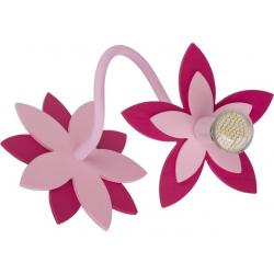 FLOWERS PINK 6893 KINKIET/PLAFON NOWODVORSKI