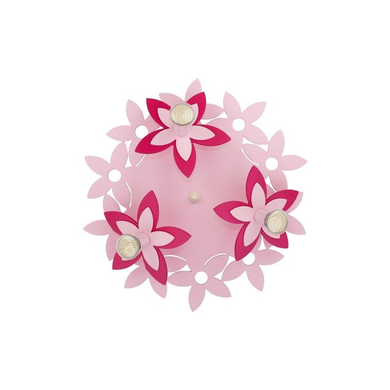 FLOWERS PINK 6895 PLAFON NOWODVORSKI