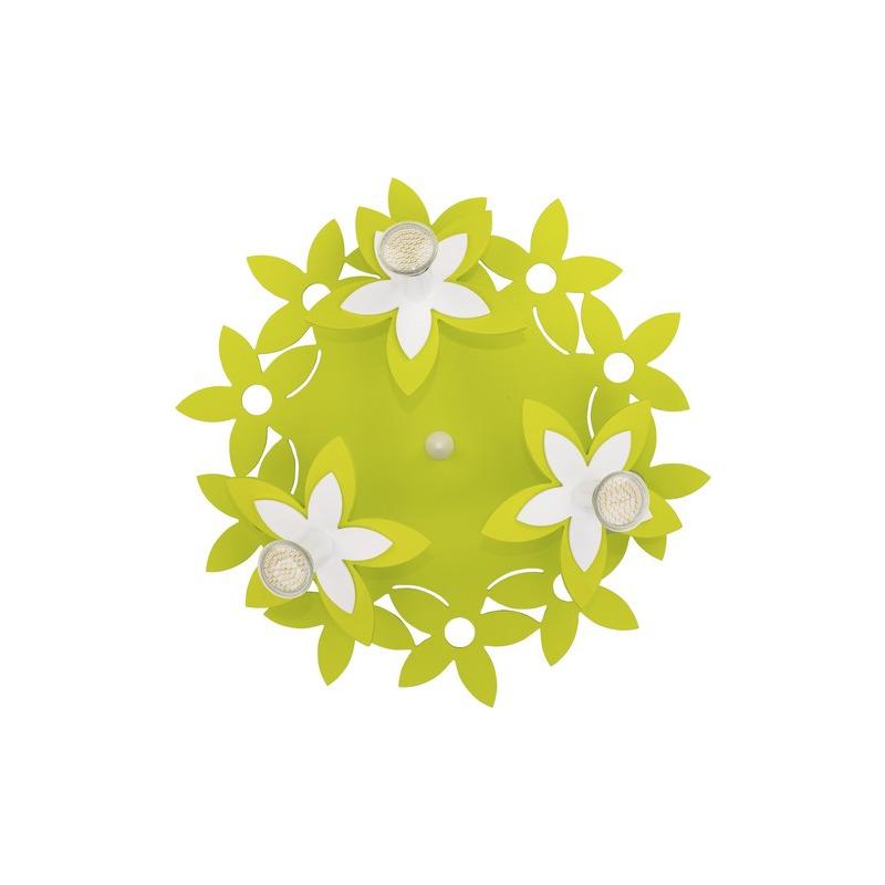 FLOWERS GREEN 6900 PLAFON NOWODVORSKI