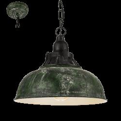 GRANTHAM 1 49735 LAMPA WISZĄCA VINTAGE EGLO