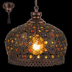 JADIDA 49764 LAMPA WISZĄCA VINTAGE EGLO