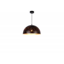 LAMPA WISZĄCA LIBRA  MD2128A-3BL ZUMALINE  (black)