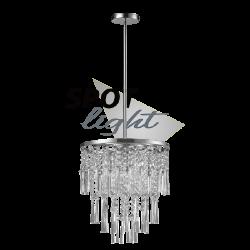 LUXORIA 9018628 LAMPA WISZĄCA SPOT LIGHT