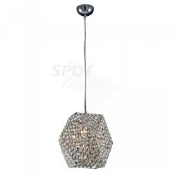 GANDIA 1195428 LAMPA WISZĄCA SPOT LIGHT CRYSTALS