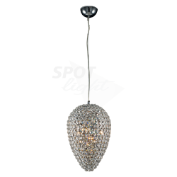 GANDIA 1195128 LAMPA WISZĄCA SPOT LIGHT CRYSTALS
