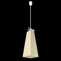 PIRAMIDE 8051101 LAMPA WISZĄCA ABAŻUR SPOT LIGHT
