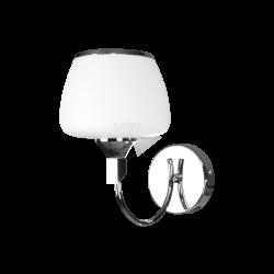 RONDA 5106128 LAMPA ŚCIENNA KINKIET ABAŻUR SPOT LIGHT