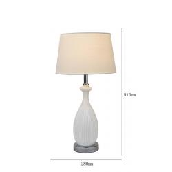 LAMPA STOŁOWA MOSCA JT4073-01W ZUMA LINE