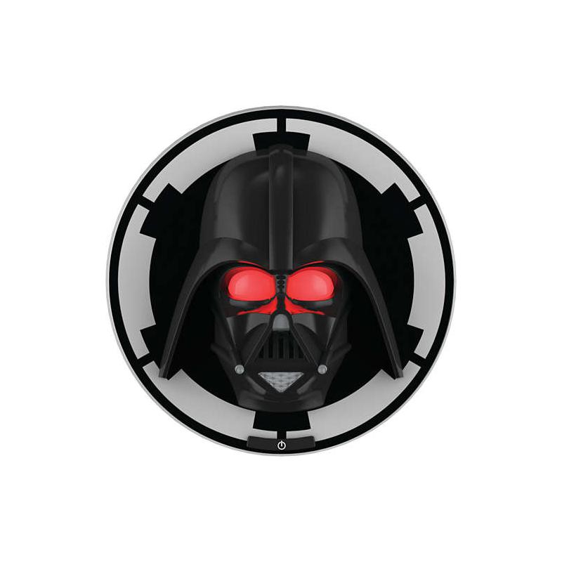 NOWOŚĆ!! KINKIET 3D STAR WARS DARTH VADER 71936/30/P0 PHILIPS