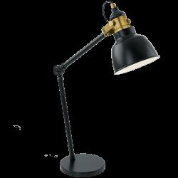THORNFORD 49523 LAMPA BIURKOWA VINTAGE LOFT EGLO