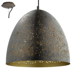 SAFI 49815 LAMPA WISZĄCA VINTAGE LOFT EGLO
