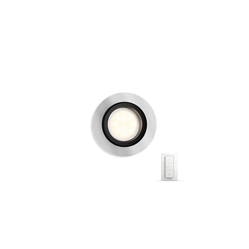MILLISKIN OCZKO WPUSZCZANE LED HUE + PRZYCIEMNIACZ 50411/48/P7 PHILIPS