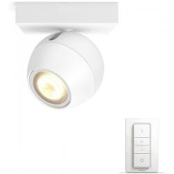 BUCKRAM 1L REFLEKTOR POJEDYŃCZY LED HUE + PRZYCIEMNIACZ 50471/31/P7 PHILIPS
