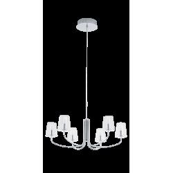 NOVENTA 1 96515 NOWOCZESNA LAMPA WISZĄCA EGLO LED
