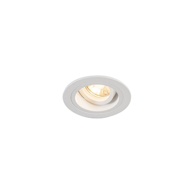 SPOT CHUCK DL ROUND 92699 (white) ZUMA LINE