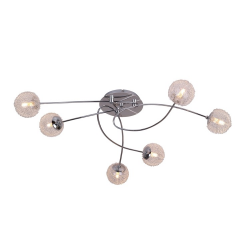 JUMBLE LAMPA SUFITOWA RLX92067-4