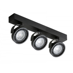 JERRY 3 GM4302 BK 230 V LED BLACK REFLEKTOR AZZARDO