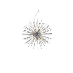 SIRIUS 75 CHROME DEL-6612-75 NOWOCZESNA LAMPA WISZĄCA AZZARDO